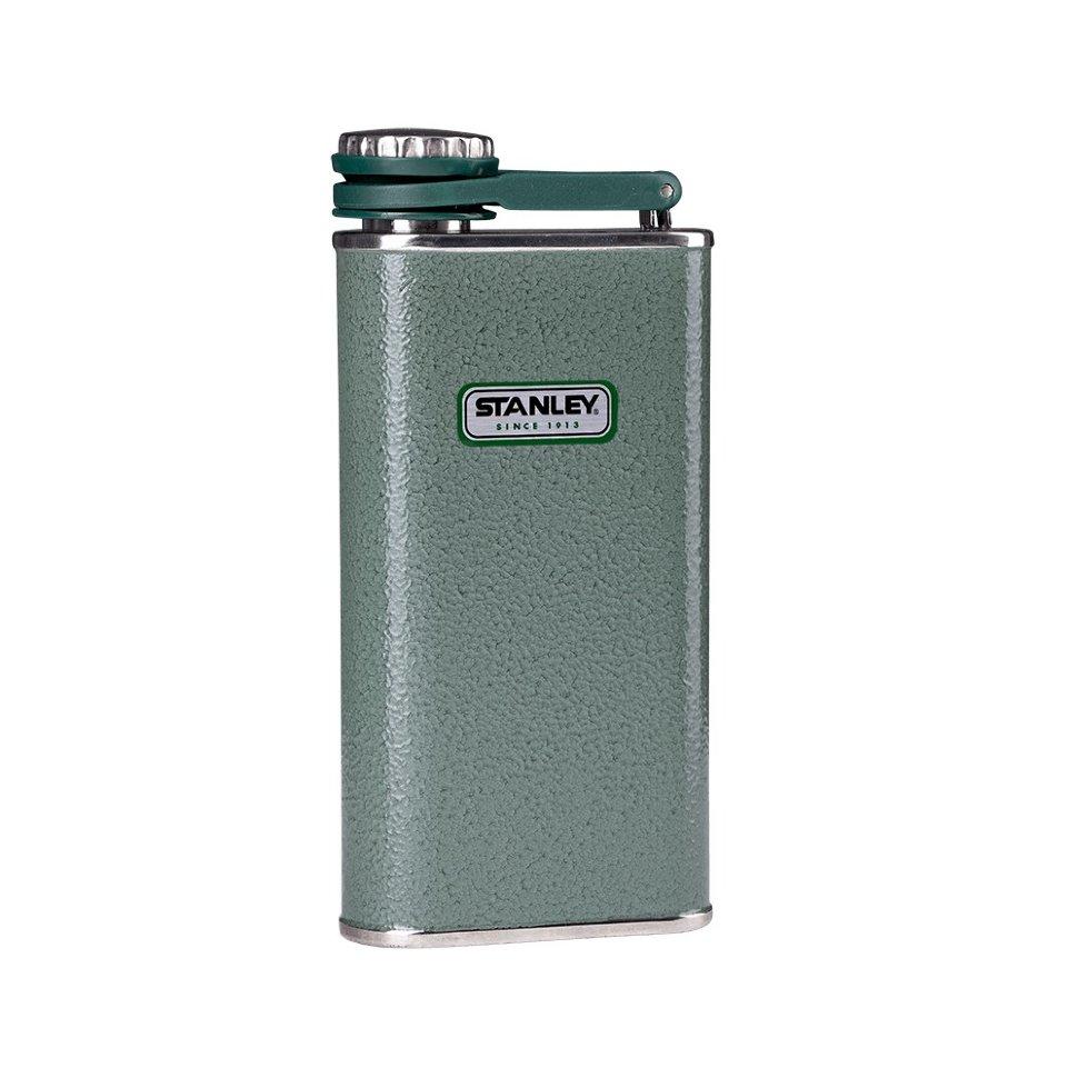 Фляга Stanley Classic Pocket Flask, 0.23 л (зеленая, синяя)