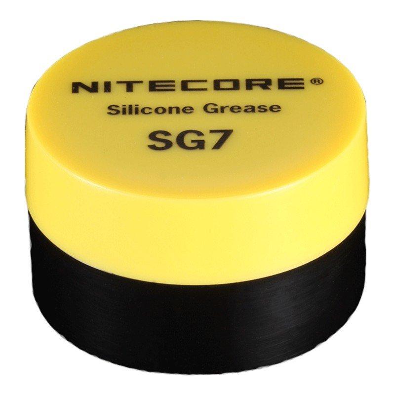 Силиконовая смазка для фонарей Nitecore SG7, 5g