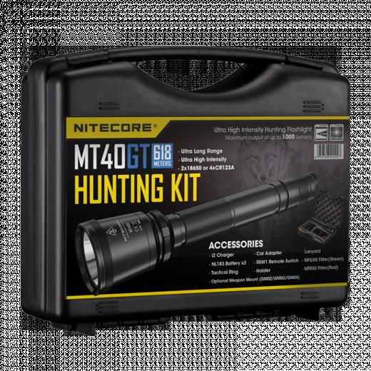 Комплект для охоты Nitecore MT40GT Hunting Kit