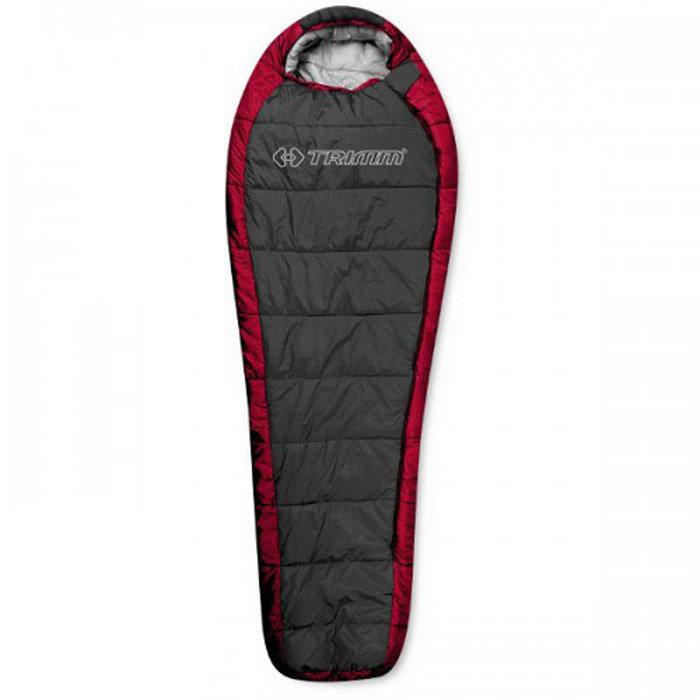 Спальный мешок Trimm HIGHLANDER, красный, 195 L