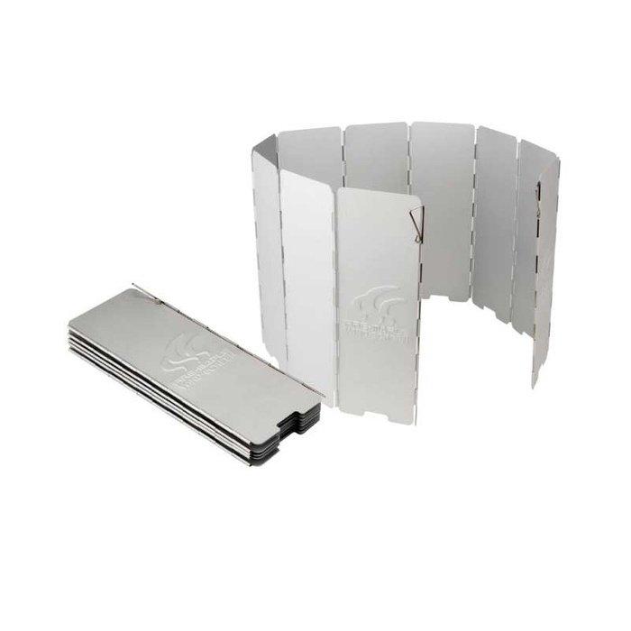 ≡ Ветрозащитный экран Fire-Maple жесткий Wind-Screen FMW-510, 10 секций – купить по лучшей цене в интернет-магазине Fonarik-Market.ru ≡