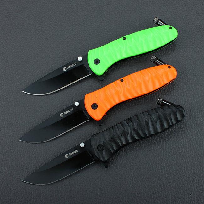 Нож Ganzo G622-FO-1, оранжевый