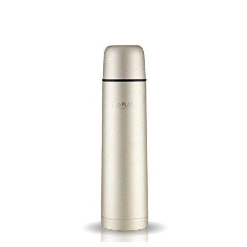 Термос LaPLAYA High Performance, 0,5 л (серебристый, кофейный)