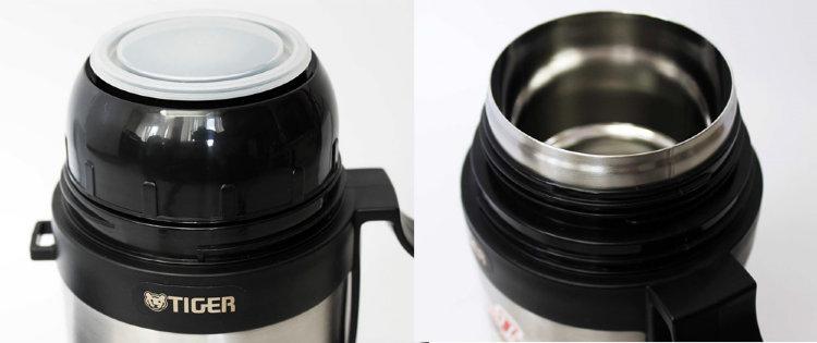 Термос универсальный Tiger MCW-P091, 0.9 л