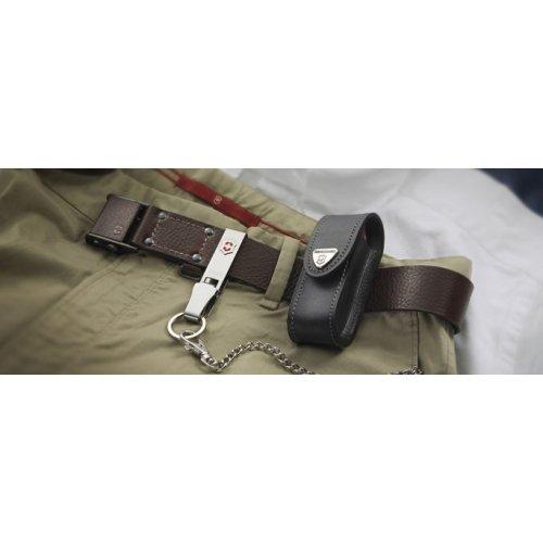 Чехол кожаный Victorinox 4.0520.3