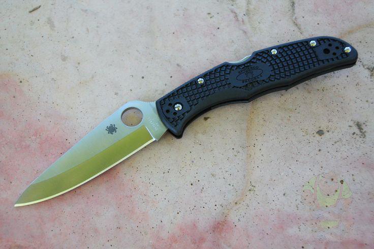 Складной нож Spyderco Endura 4