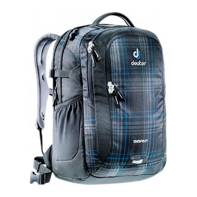 Рюкзак Deuter Gigant (черный, серый, серо-синий, синий)