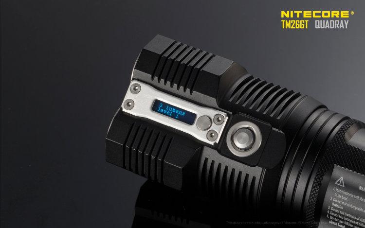 Фонарь Nitecore TM26GT
