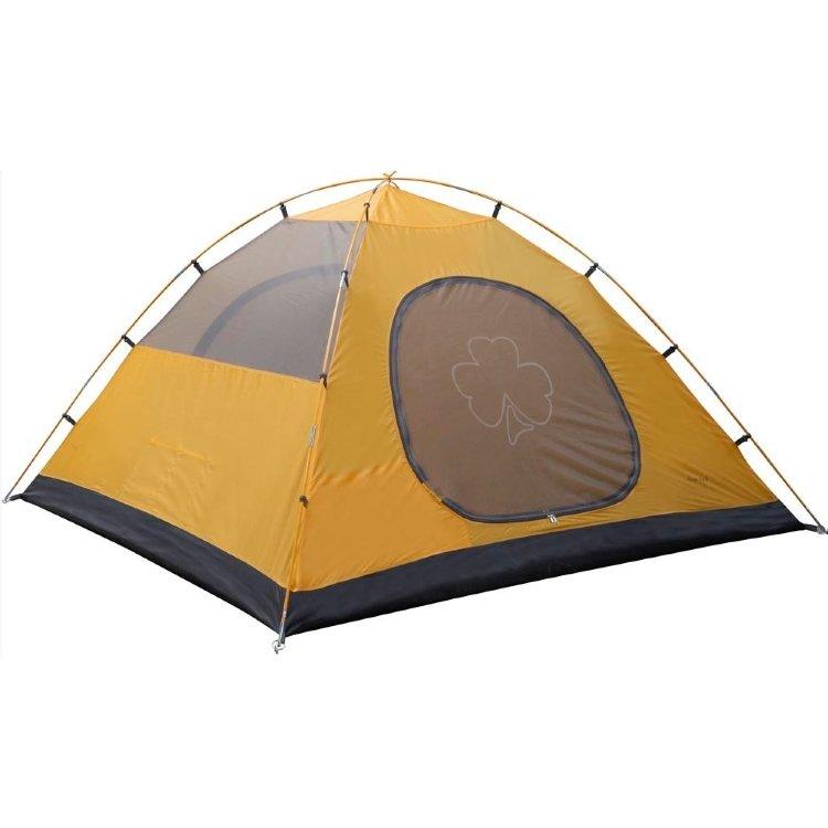 Палатка Greenell Гори 4, зеленая (25403-303-00)