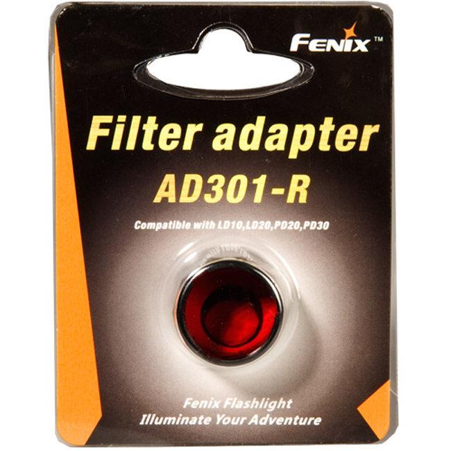 Фильтр Fenix красный AD301-R