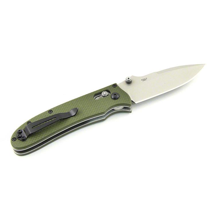 Нож Ganzo G704, зеленый