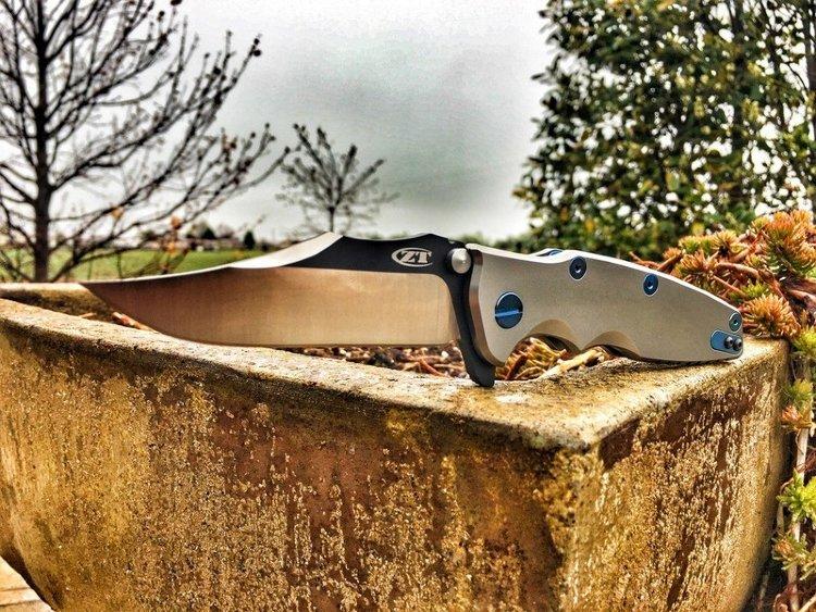 Нож Zero Tolerance, K0392BOWIE