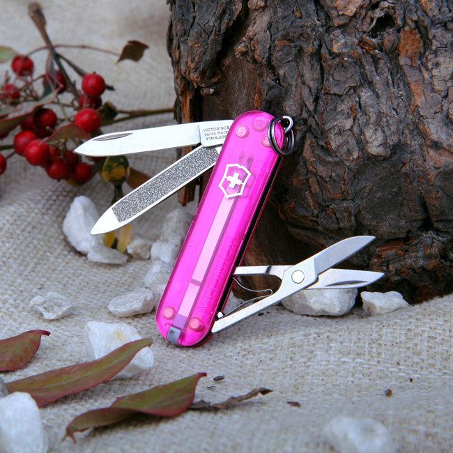 Нож-брелок Victorinox 0.6203.T5