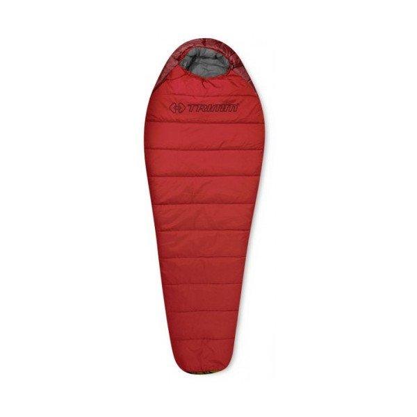 Спальный мешок Trimm WALKER, красный, 195 L