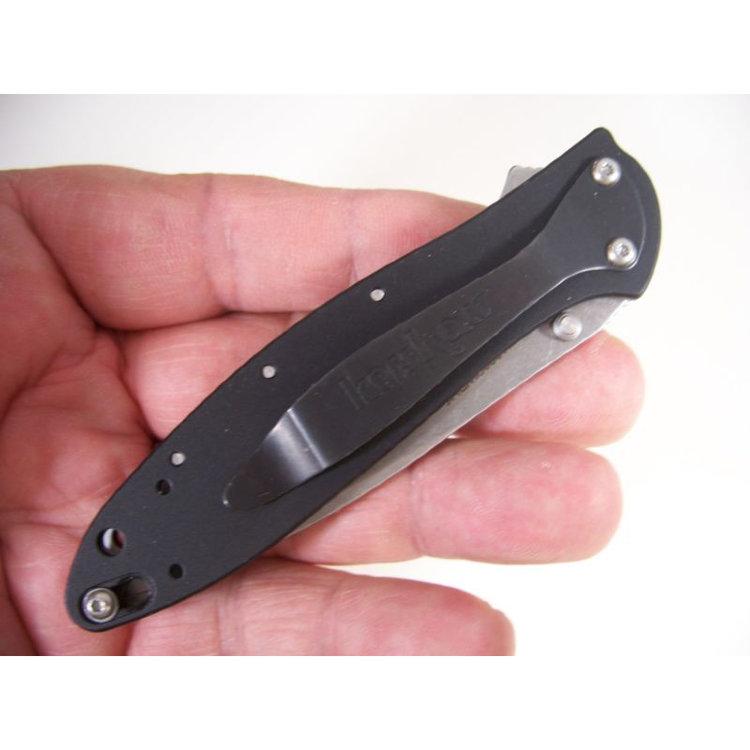 Складной нож Kershaw Leek K1660SWBLK