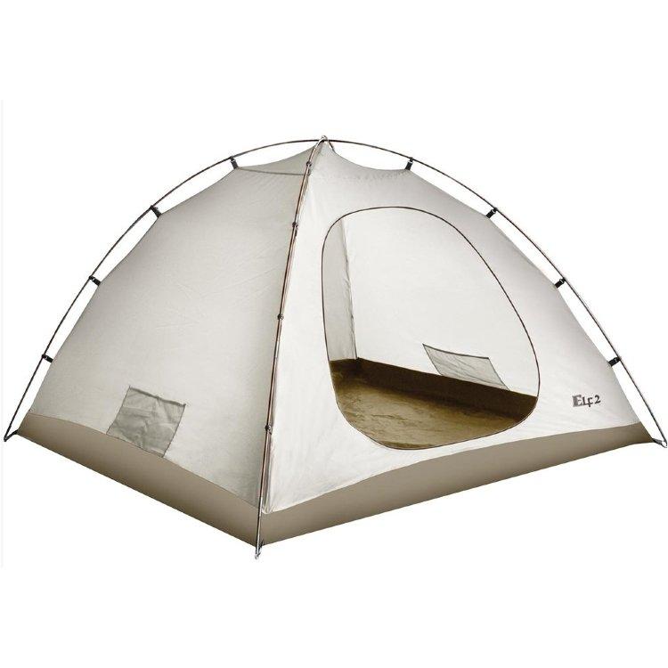 Палатка Greenell Эльф 3 V3, зеленая (95510-367-00)