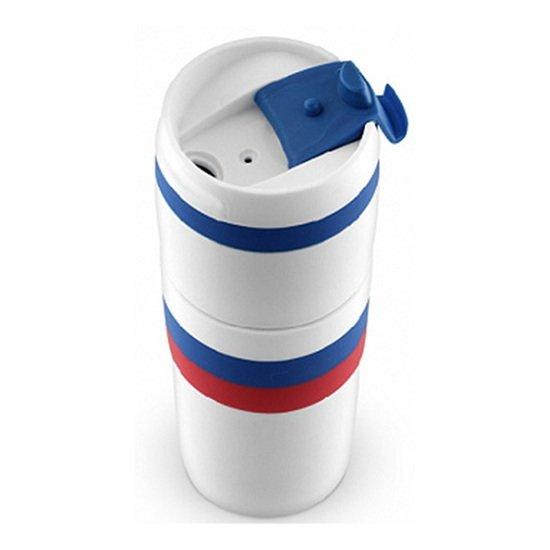 Термокружка LaPlaya Tricolor Mug, 0.38 л