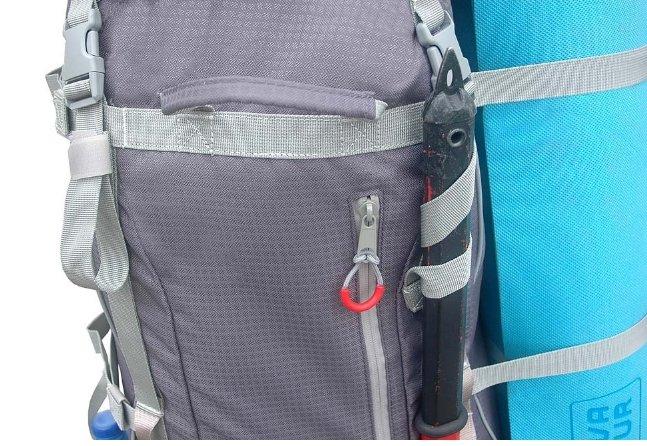Рюкзак Nova Tour Юкон 115 V2 серый/олива (11213-560-00)