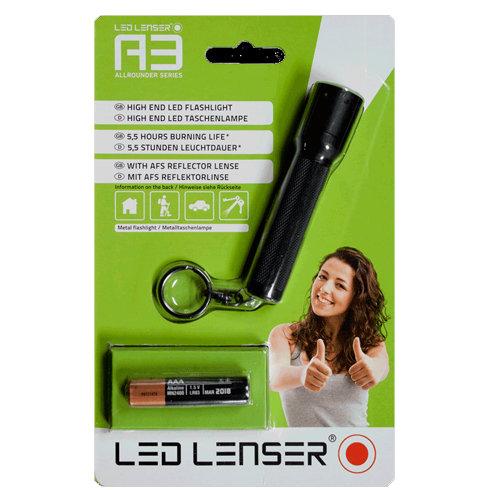 Фонарь Led Lenser A3