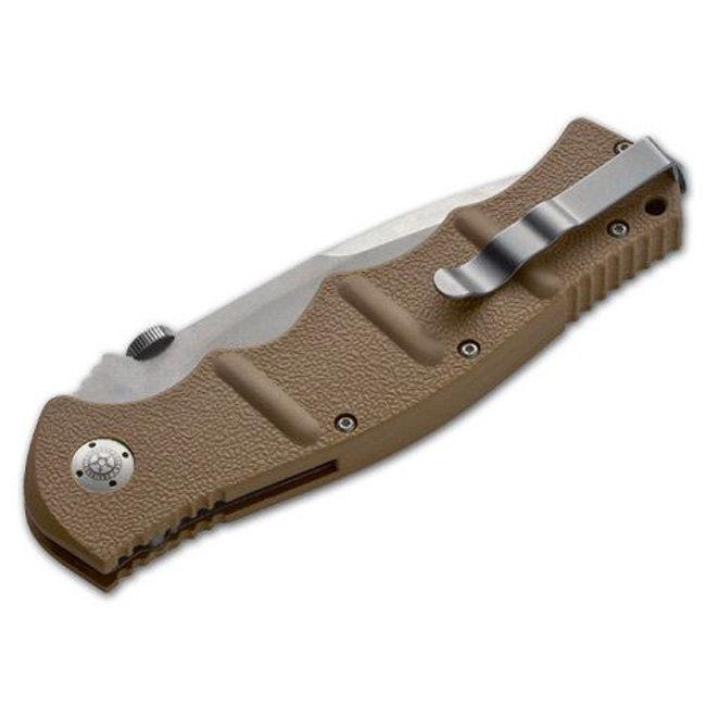 Складной нож Boker AK-101 42 Gray Plain, BK01KAL103