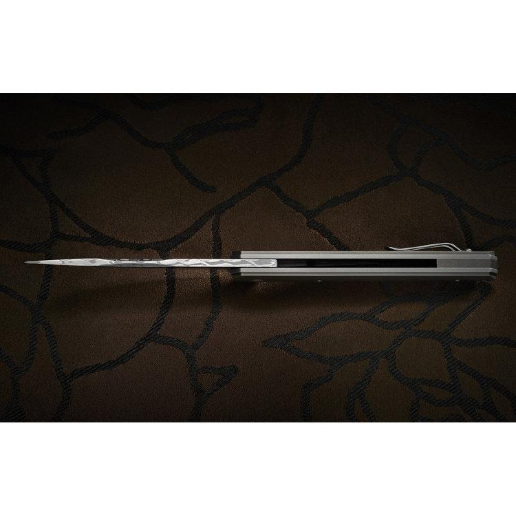 Складной нож Boker Kwaiken Flipper Damast, BK01BO297DAM