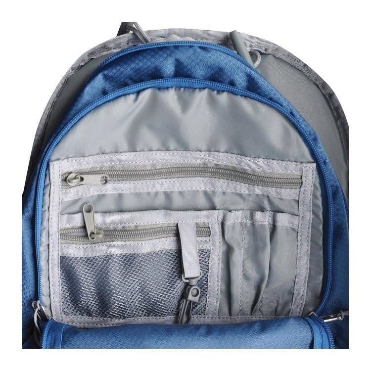 Рюкзак Nova Tour Скай 25 синий/серый (95768-467-00)