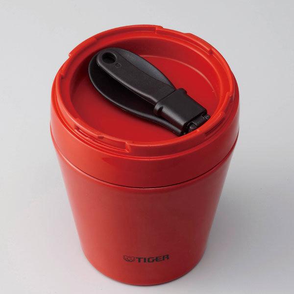 Термос для еды Tiger MCC-A038, 0.38 (красный)