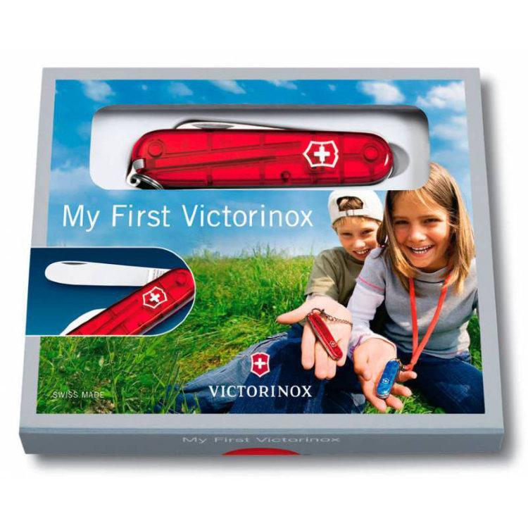 Нож армейский MY First Victorinox, 0.2373.T