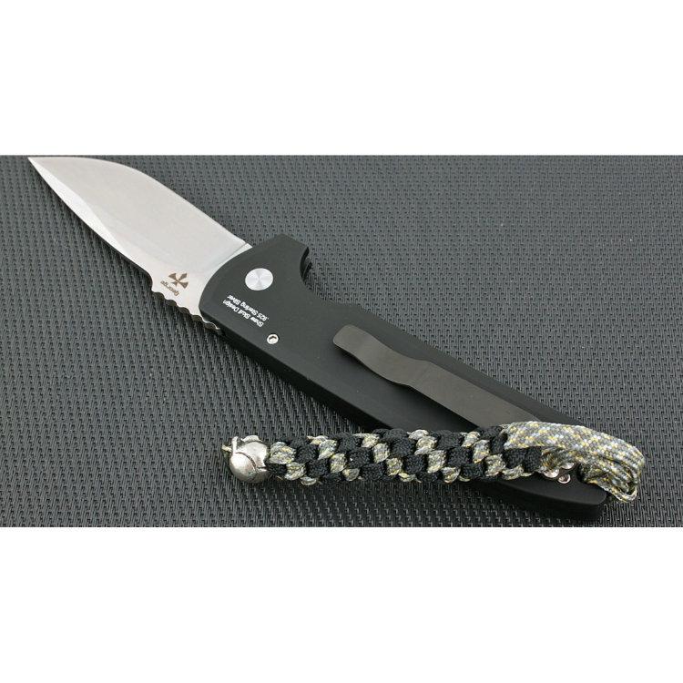 Нож автоматический складной Pro-Tech Rockeye, PTLG161SW
