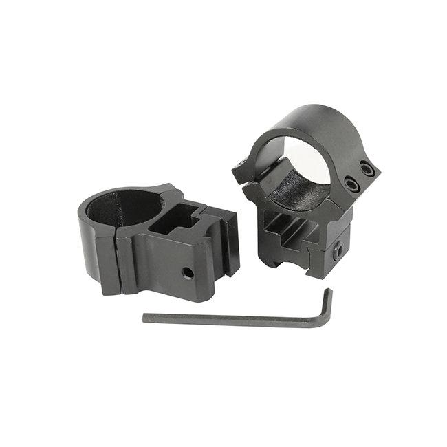 Крепление на оружие для фонаря (Байонет 9 мм)