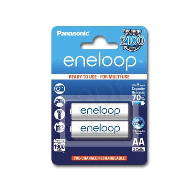 Аккумулятор Panasonic eneloop AA (AA 1900mAh)