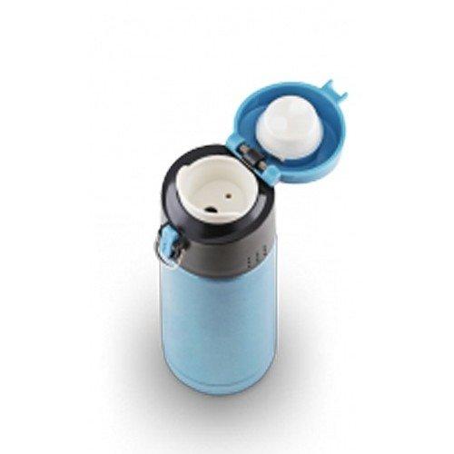 Термокружка LaPLAYA Bubble Safe, 0.35 л (голубая, розовая)