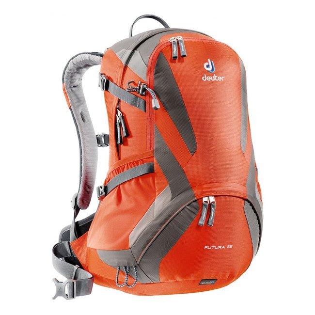 Рюкзак Deuter Futura 22 оранжево-серый
