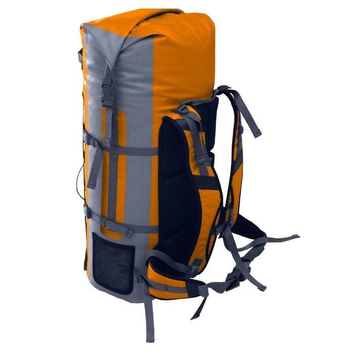 Герморюкзак Nova Tour Амфибия 60 серый/оранжевый (95139-471-00)
