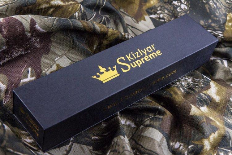 Нож Kizlyar Supreme Alpha D2 Satin