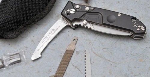 Нож Extrema Ratio Police EVO