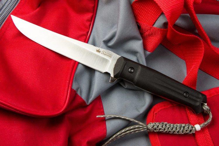 Нож Kizlyar Supreme Croc D2 Satin
