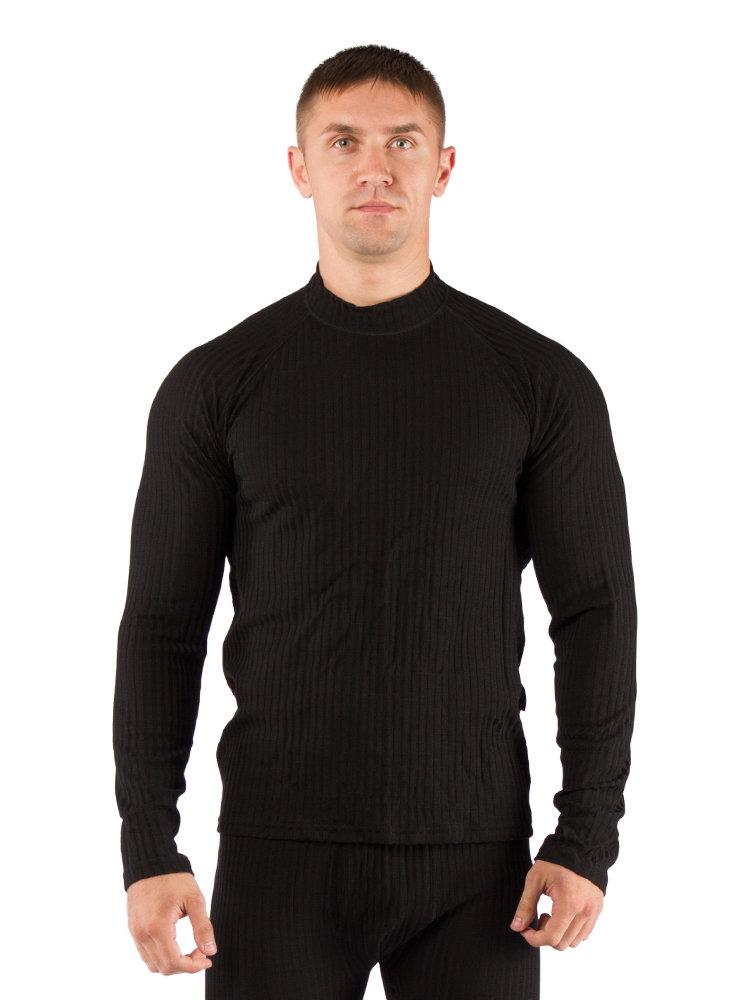 Футболка мужская Lasting SWU, черная