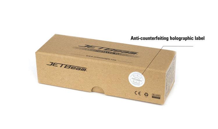 Фонарь JetBeam PC20