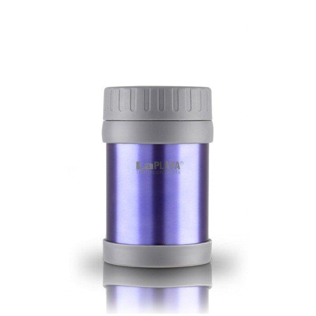 Термос для еды LaPLAYA Food JMG, 0.35 л (фиолетовый, бирюзовый)