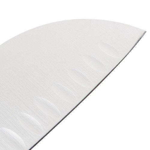 Нож кухонный кованый Victorinox Santoku, 7.7223.17
