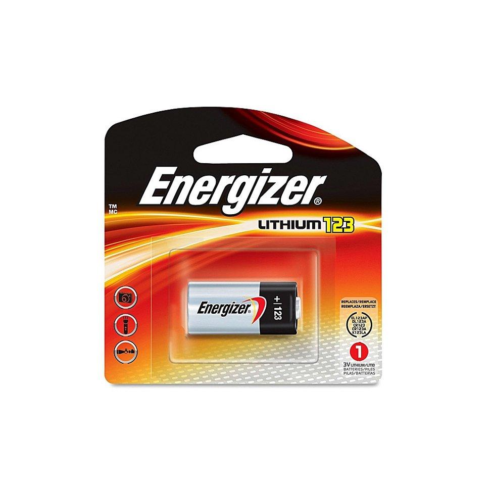 Батарея питания Energizer EL123AP BL1