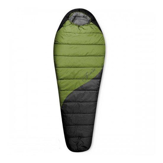 Спальный мешок Trimm Trekking BALANCE, зеленый, 195 L