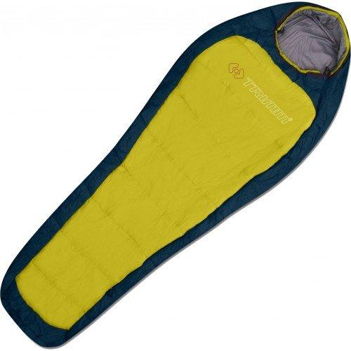 Спальный мешок Trimm Lite IMPACT, желтый, 185 L