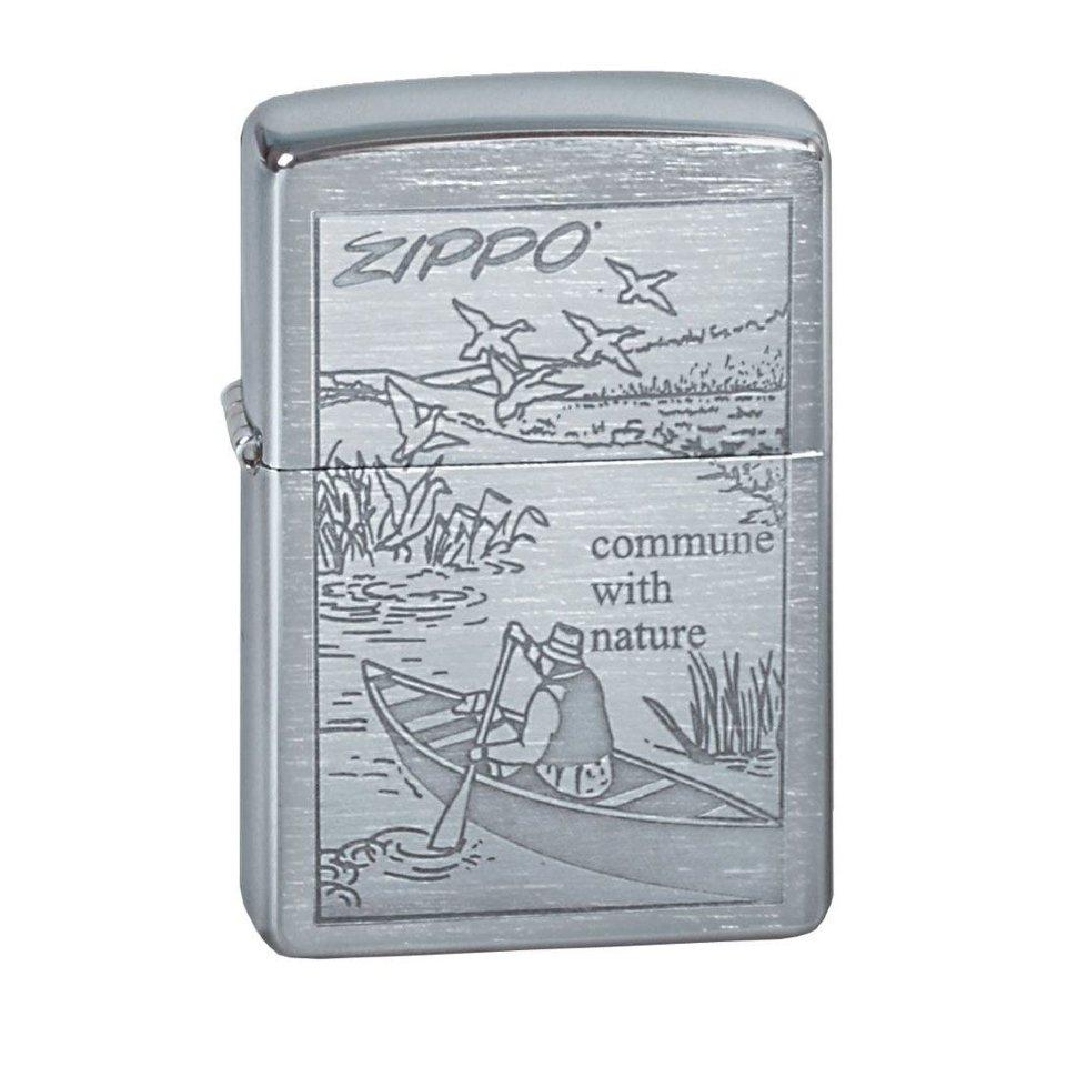 Зажигалка Zippo 200 Row Boat