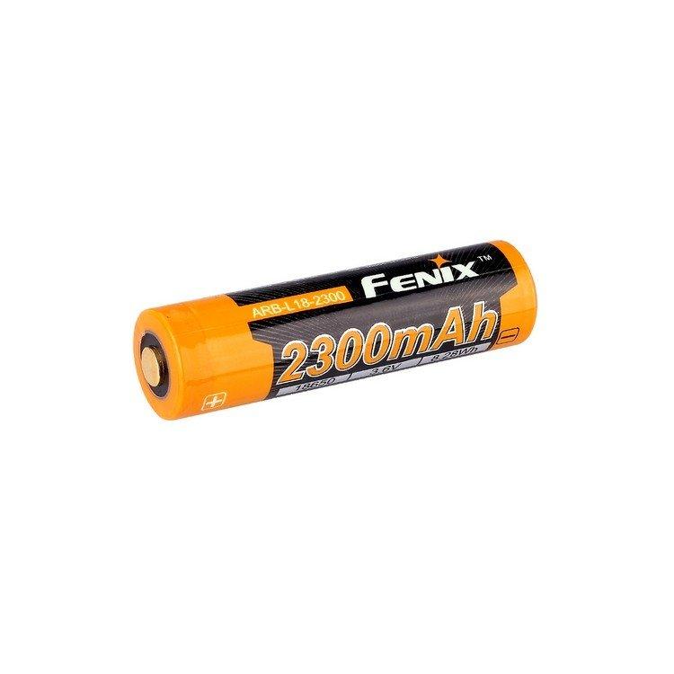 ����������� 18650 Fenix ARB-L2-2300 (2300mAh)
